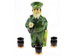 Подарочный набор 33 wishes Военный 4 предмета (KE36)