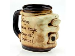 Чашка фига с сюрпризом ( Кружка дуля )
