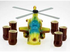 Подарочный набор 33 wishes Вертолет 7 предметов (KE61)