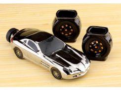 Подарочный набор мини 33 wishes Mercedes SLR, 3 предмета 250 мл (KE89)