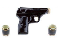 Подарочный набор 33 wishes Пистолет Макарова, 3 предмета (KE27)
