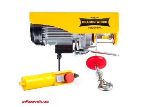 Электрическая лебедка DRAGON WINCH INDUSTRIAL 400/800 Киев
