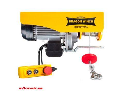 Электрическая лебедка DRAGON WINCH INDUSTRIAL 500/990 Киев