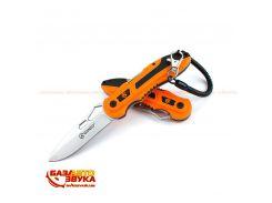 Складной нож Ganzo G621o оранжевый