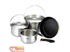 Набор посуды Kovea All-3PLY Stainles Cookware(7-8) KKW-CW1105