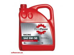 Моторное масло DynaPower Racing 5W-50 5л