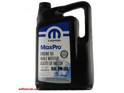 Моторное масло Mopar Mopar MAXPRO SAE 5W-30 68218921AC 5л