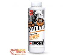 Масло для мототехники Ipone OFF Road Katana 10W-60 1л