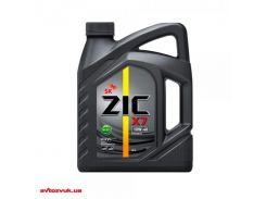 Моторное масло ZIC X7 10W-40 Diesel 4л
