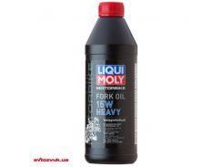 Масло для мототехники LIQUI MOLY Racing Fork Oil 15W Heavy 7558 0,5л