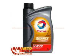 Моторное масло TOTAL Quartz ENERGY 9000 0W-30 1л
