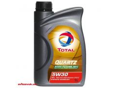 Моторное масло TOTAL Quartz Future NFC 5W-30 1л