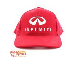 Бейсболка EX Infiniti красная