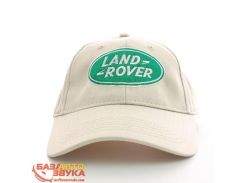 Бейсболка EX Land Rover бежевая