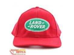 Бейсболка EX Land Rover красная