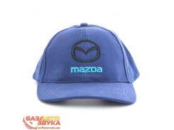 Бейсболка EX Mazda синяя