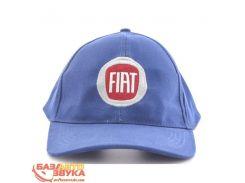 Бейсболка EX Fiat синяя