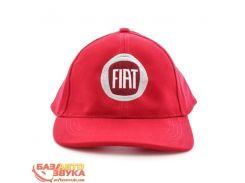 Бейсболка EX Fiat красная