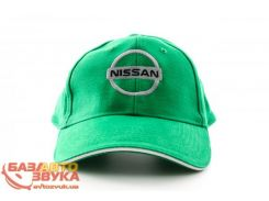 Бейсболка Sandvich Nissan светло-зеленая