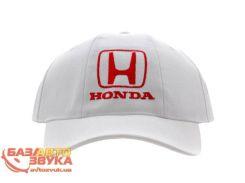Бейсболка Cofee Honda белая