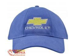 Бейсболка Cofee Chevrolet синяя