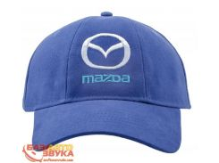Бейсболка Cofee Mazda синяя