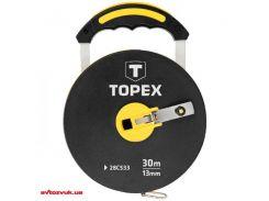 Рулетка TOPEX 28C533