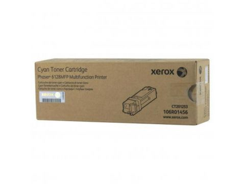 Картридж Xerox PH6128 Blue Ровно