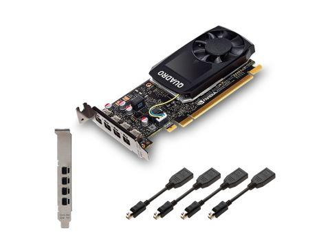 Відеокарта PNY Quadro P1000 (VCQP1000-PB/XVCQP1000-PB) Ровно