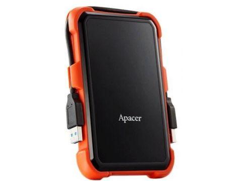 Зовнішній жорсткий диск Apacer AC630 1TB AP1TBAC630T-1 Orange