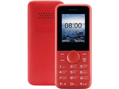 Мобільний телефон Philips E106 Xenium Red Ровно