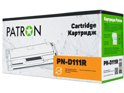 Картридж Patron Samsung MLT-D111S (PN-D111R) (SL-M2020) Extra Ровно