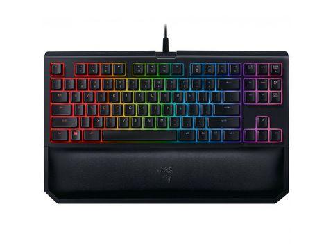 Клавіатура Razer Black Widow TE CHROMA V2 Green switch  (RZ03-02190100-R3M1) Ровно