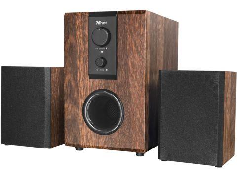 Акустична система Trust Silva Speaker Set Wood  (21734) Ровно