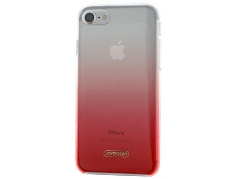 Чохол JoyRoom for iPhone 7/8 - Azure series Case Red Ровно