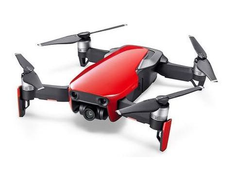 Квадрокоптер DJI Mavic Air Flame Red  (CP.PT.00000148.01) Ровно