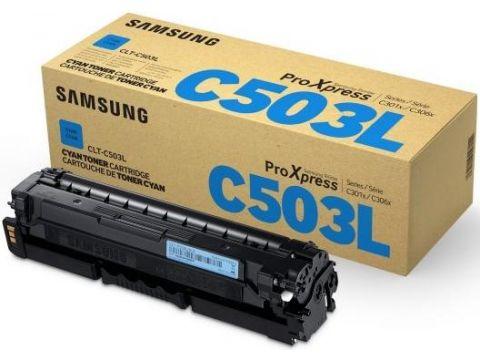 Картридж Samsung SL-C3010/3060 Cyan 5k Ровно