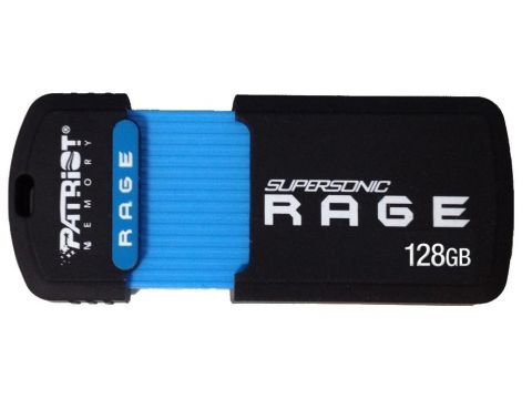Флешка USB Patriot Supersonic Rage 128 ГБ (PEF128GSRUSB) Ровно