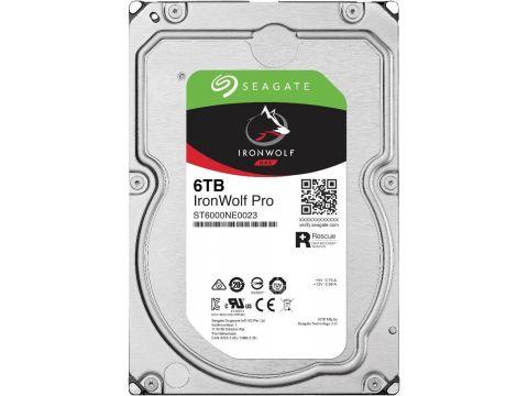 Жорсткий диск Seagate IronWolf Pro 6TB ST6000NE0023 Ровно