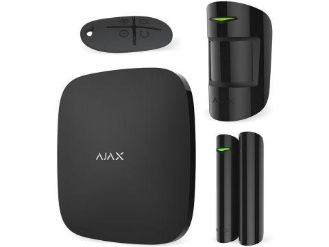 Комплект сигналізації Ajax StarterKit HUB Black Ровно