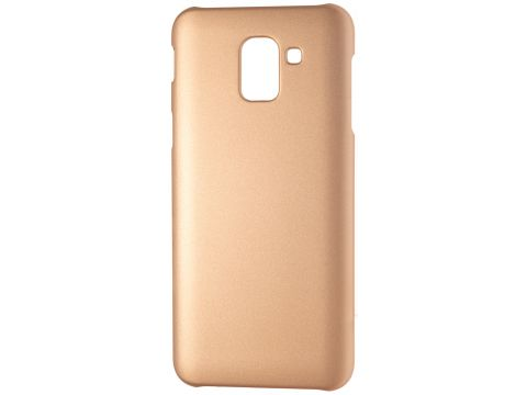 Чохол X-LEVEL for Samsung Galaxy J6 2018 - Metallic series Gold