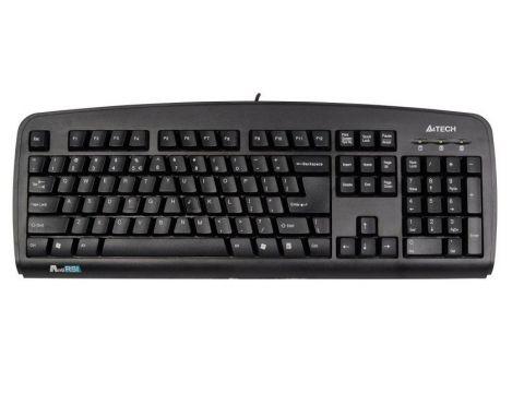 Клавіатура A4Tech KB-720-R Black Ровно