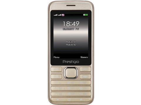 Мобільний телефон Prestigio Grace A1 1281 DS Gold  (PFP1281DUOGOLD) Ровно