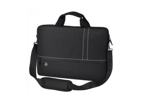 Сумка для ноутбука 2E CBN516BK Black Ровно