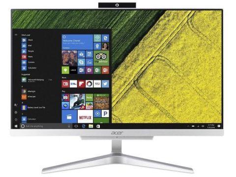 ПК моноблок Acer Aspire C24-865 DQ.BBTME.005 Silver Ровно