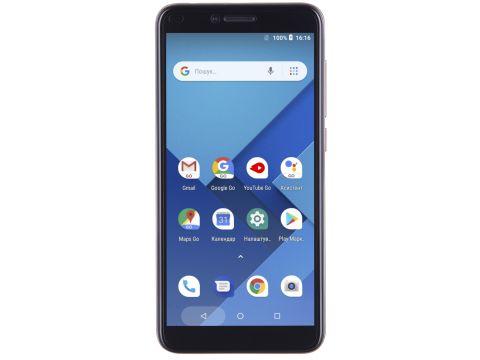 Смартфон 2E F534L 2018 1/16GB Gold  (708744071149) Ровно