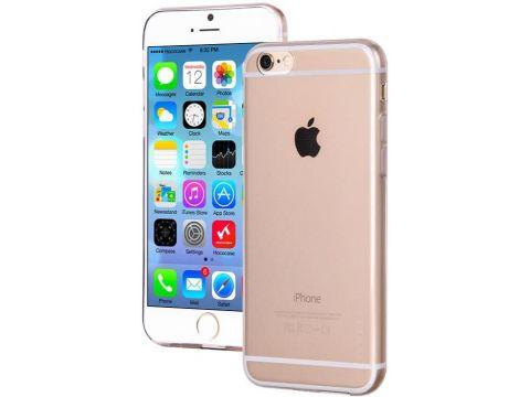 Чохол Hoco for iPhone 6/6s - Light series TPU back cover case Black  (HI-T014 Black) Ровно