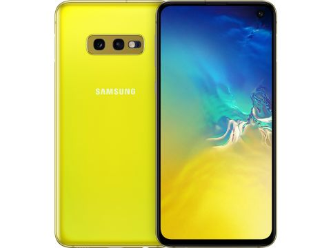 Смартфон Samsung Galaxy S10e 6/128GB SM-G970FZYDSEK Canary Yellow Ровно