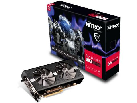 Відеокарта Sapphire RX 590 Nitro+ (11289-05-20G)