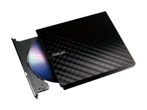 Дисковод ASUS SDRW-08D2S-U DVD -RW/+RW Black (зовнішній) Ровно